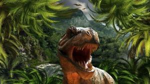 tyrannosaurus-rex-284554_1280